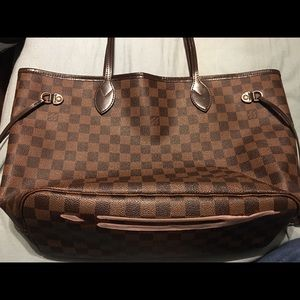 Louis Vuitton Neverful